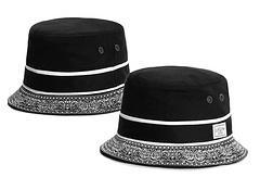 Cayler Sons Bucket Sombreros Sombrero de pescador Caliente nuevo Guante de pesca con guión floral clásico para hombres mujeres diseñador flor galaxia gorras deportivas