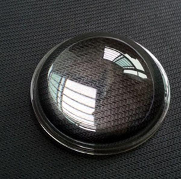 6 8 10 12 14 15 16 18 20MM optical lenses Transparent surface LED Flashlight photics Glass Lighting Plano-convex Lens
