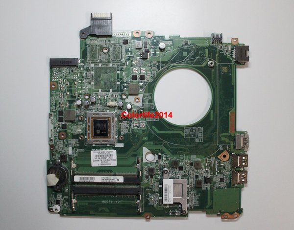 top popular for HP Pavilion 15-P213CL Series 804890-501 DAY21AMB6D0 REV:D UMA A10-73000M Laptop Motherboard Mainboard Working perfect 2019