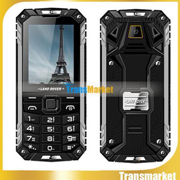 Dual SIM Bluetooth Unlock Cell Phones W8 2.4 inch Mobile Phone Free Shipping Multi-Color Mini Cheap Phone