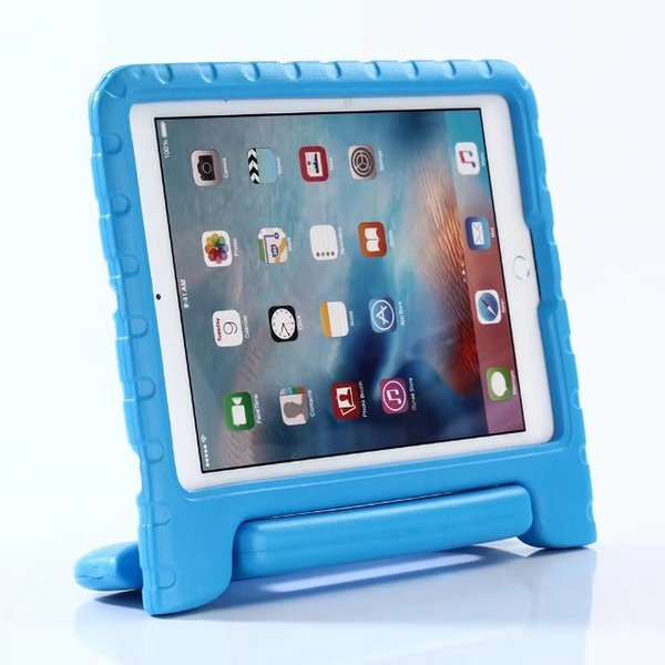 Kids [ArmorBox Kido Series] Lightweight Super Protective Convertible Stand Cover For iPad new 2017 9.7 A1822 A1823 Release tablet case+PEN