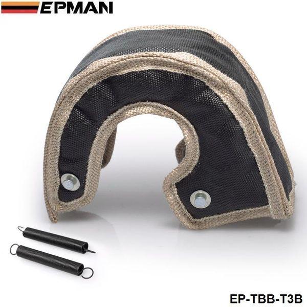 top popular EPMAN High Quality T3 turbo blanket (Glass fiber) hand made quality guaranteed EP-TBB-T3B Default Color Black 2021