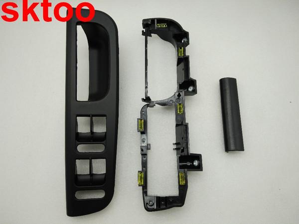 Acheter Couleur Noire Pour VW Bora Golf 4 Poignée De Porte Intérieure  Interrupteur De Levage Supports Base De Support 1J1 867 179 3B1 867 171 E  3B0 ...