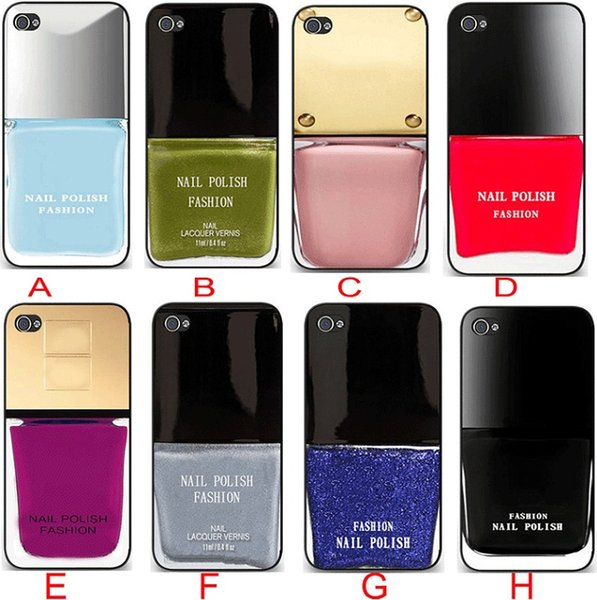 Classic Dream Style Attractive Coolest Luxury Nail Polish Cell Phone ...