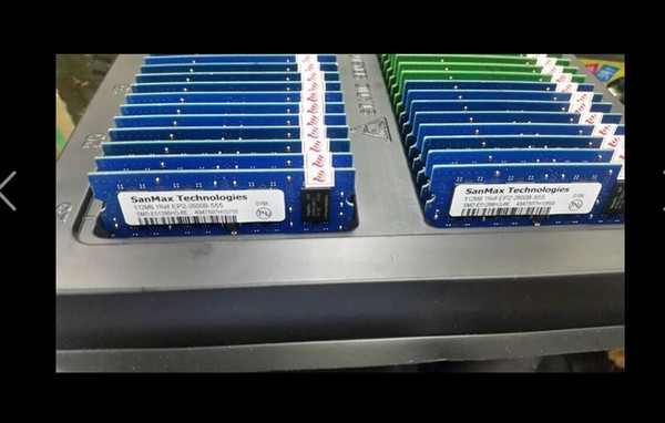Ram MFP MX2731 SanMax MC561 C330dn C530dn C610cdn 512 MB RAM Para Impressora OKI