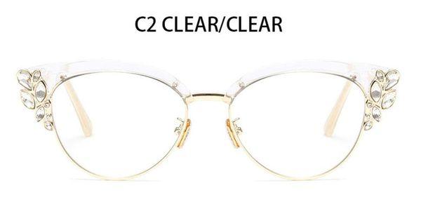 C2 CLEAR FRAME