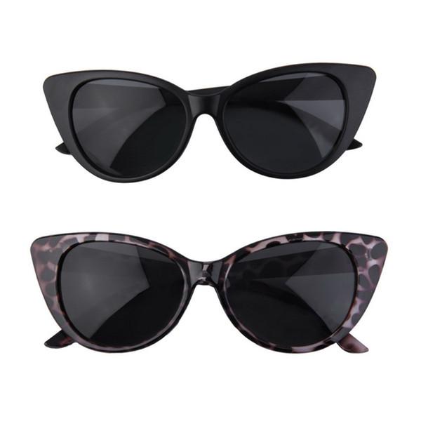 Free shipping Super Popular Sexy Mod Chic cat eye sunglasses women Inspired Retro Sun glasses Shades Hot Selling