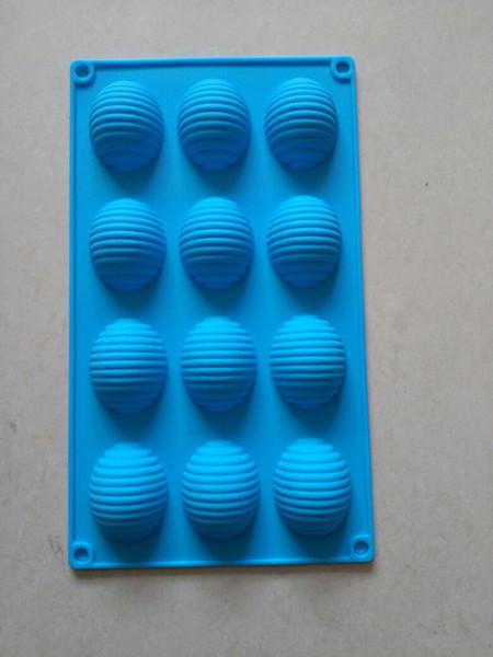 яйца торт плесень гибкие силиконовые мыло плесень для ручной работы мыло свеча конфеты формы для выпечки выпечки формы кухонные инструменты ледяные формы