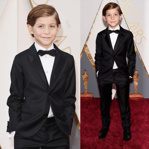 Oscar Jacob Tremblay Children Occassion Wear Page Boy Tuxedo For ...