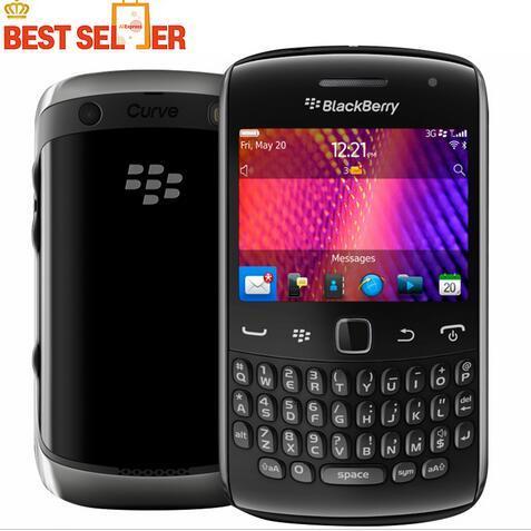 2016 Original blackberry 9360 Mobile Phone BlackBerry OS 7.0 GPS WIFI 3G single core GSM WCDMA Refurbished Cellphone