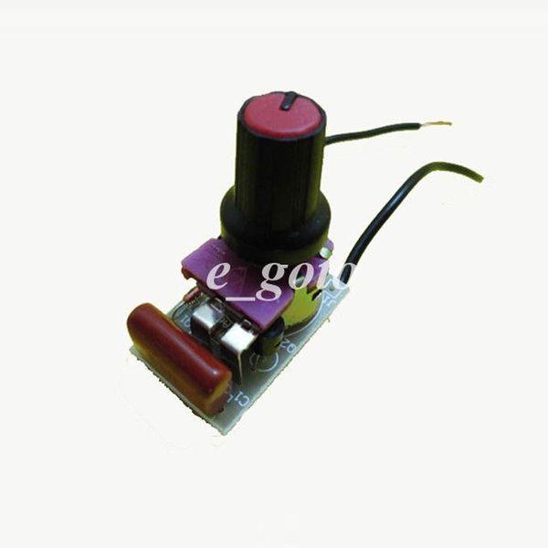 Gros-100W Dimmer Module DIY Kit avec module de régulation de vitesse de commutateur pour Arduino Electronic Suite