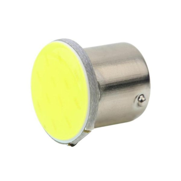 1156 BA15S p21W COB wedge Auto Signal Corner Tail Brake LED fog Light Bulb White