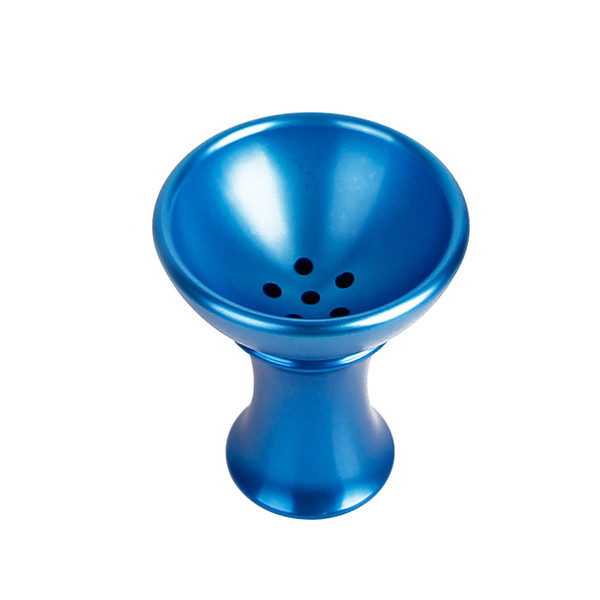 Art design Shisha Aluminium alloy Bowl hookah Narguile Hookahs & Shisha Pipes smoking vortex Charcoal Holder For water smoke Accessories