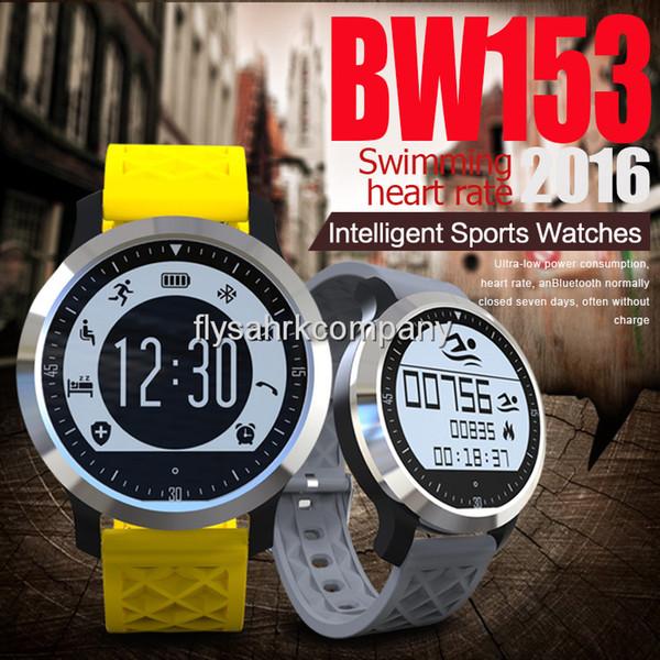 2016 esporte natação à prova d 'água smartwatch bluetooth f69 pulsometer relógios inteligentes para apple iphone android monitor de freqüência cardíaca relógio