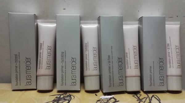 Brand New Makeup Laura Mercier Foundation Primer/Primer Oil Free! 50ml 100pcs/lot Free Shipping by DHL