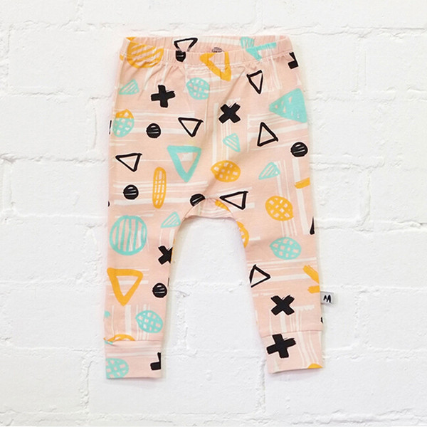 new Geometric Feather Baby Leggings, Newborn Leggings, Baby Leggings, Newborn Pants, Going Home Pants, Feather Harem Pants