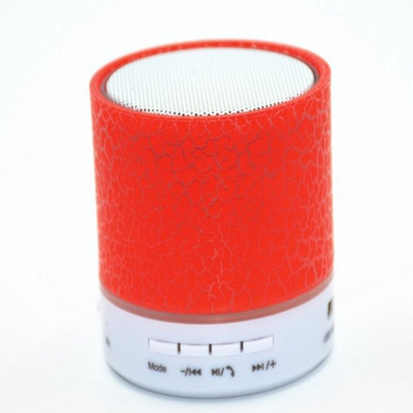 mini portable speaker Red