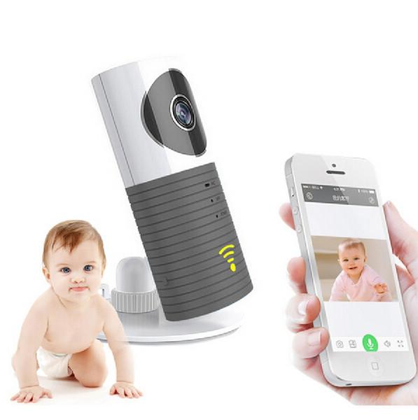 Wireless Baby Monitor New mini ip camera 720P camera IR night vision 2 way audio wifi camera baby monitor support Max 32G