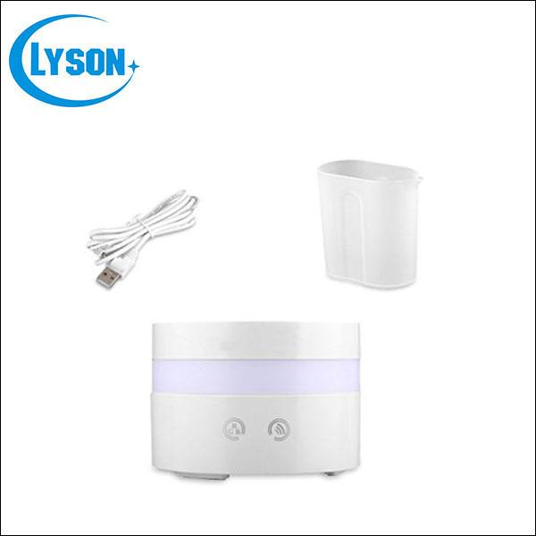 Rainbow SPA Mist Ultrasonic 7 Colors Change LED Humidifier USB Aroma Diffuser Fragrance Sprayer Office Essential Oil Diffuser