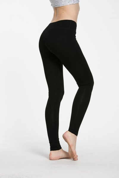 2017 fashion Sexy Women Yoga Outfits Elastic Leggings Pants Spandex Thicken Material Clothing Running Sporting Gear Gym