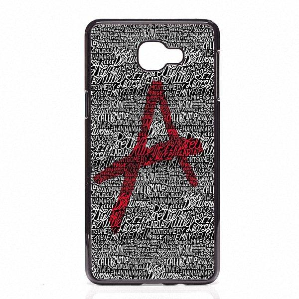 Pretty little liars Phone Covers Shells Hard Plastic Cases For Samsung Galaxy A3 A5 A7 A8 2015 2016 2017