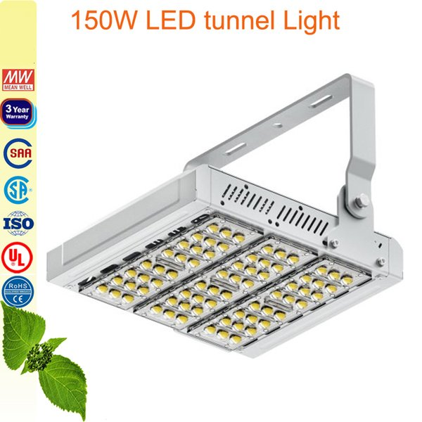 Outdoor Indoor Projector Led Light LED flood lights for tennis court dock wharf wall lamp led tunnel light 150W
