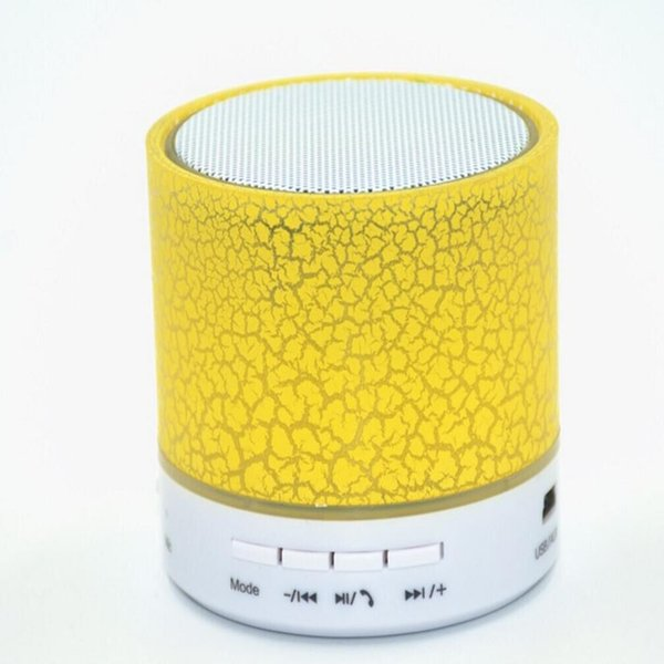 mini portable speaker Yellow