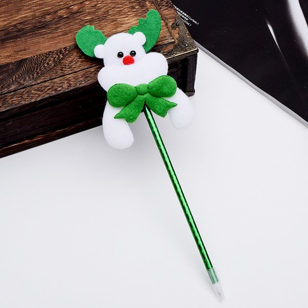 Hot creative pens, Christmas pens, Christmas decorations, children's toys, gifts wholesale
