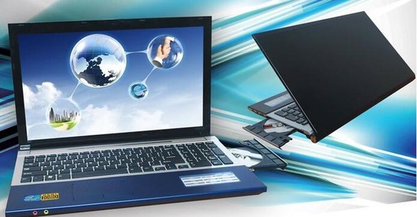 10 pcs per lot quality fashion and style computer laptop 15.6inch screen size 2gb ram +160gb hdd Win7 Operation system