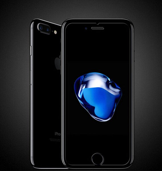 for iPhone 7 film 4.7 mobile phone film explosion-proof glass film 0.3 arc edge straight high-definition through