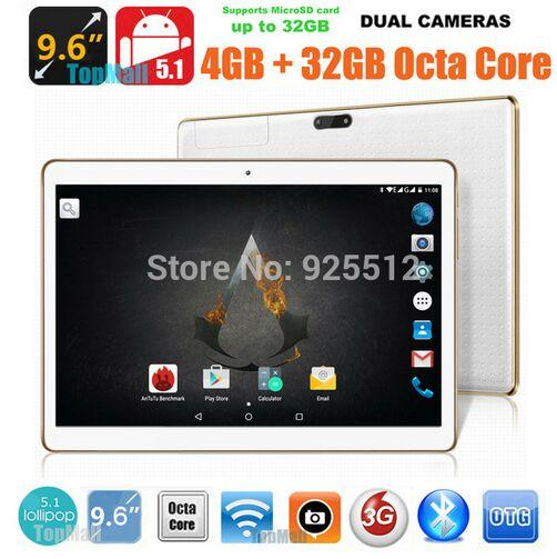Carbaystar 9.7 pulgadas MT6592 Octa Core 2.0 GHz Android 5.1 3G 4 G Tablet Android Tablet PC smart Kid regalo equipo de aprendizaje
