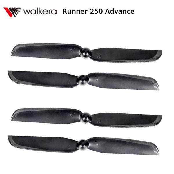 4pcs Original Walkera Runner 250 Advance Propellers Spare Parts Blade Set CW&CCW Propeller Runner 250(R)-Z-01