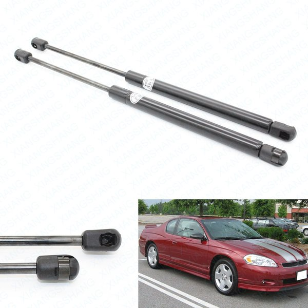2 pcs/set Trunk Auto Gas Spring Struts Lift Support For 1999-2000 2001 2002 2003 2004 2005 2006 2007 Chevrolet Monte Carlo With Spoiler