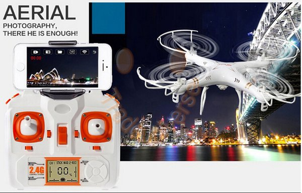 Charming New Arrive X6sw WIFI Fpv Toys Camera Rc Helicopter Drone Quadcopter Gopro  Professional Drones With Camera