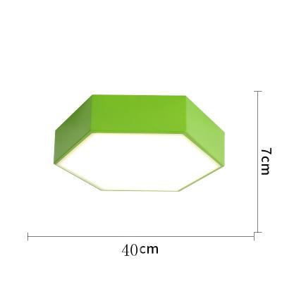 40 centimetri verde