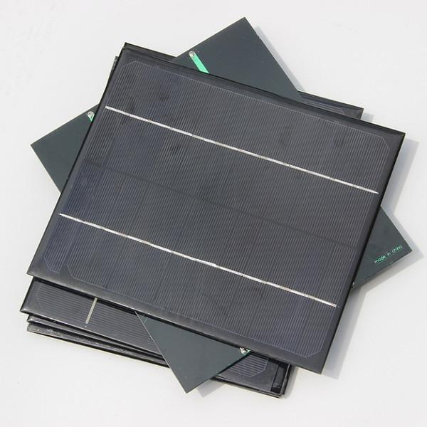 Alta Qualidade 6 W 12 V Módulo Solar Da Célula Solar Monocristalino DIY Sistema de Painel Solar de Energia Verde 200 * 170 * 3 MM Frete Grátis