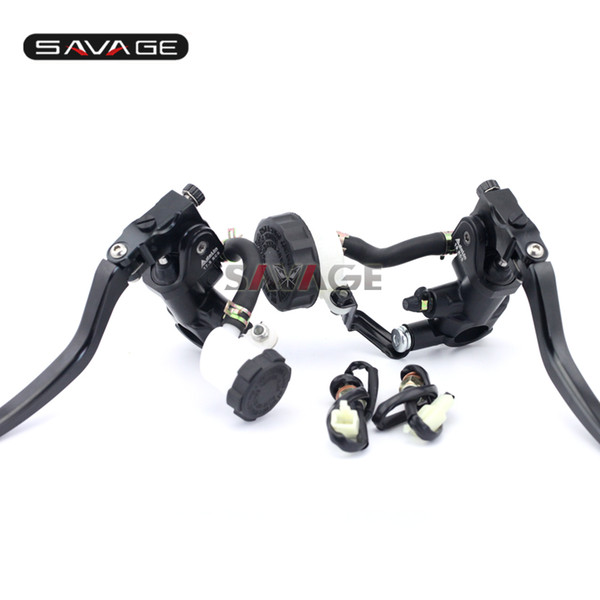 For HONDA CB1300 CB1100 CB1000R X-11 Motorcycle Accessories Radial Clutch & Brake Master Cylinder Levers