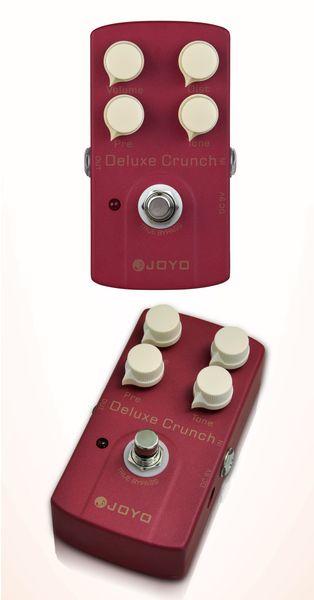 JOYO JF-39 Deluxe Crunch электрическая гитара Violao гитара эффект искажения педаль True Bypass дизайн музыкальный инструмент части I289