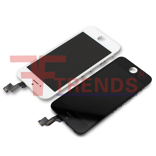 parts of iphone for iphone 5 5s 5c se lcd display amp touch screen digitizer 12759