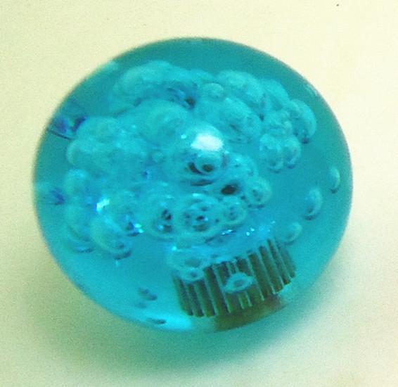Blase blau