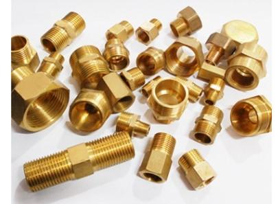 top popular Joint internal thread copper copper joint double wire direct copper 2 4 3 pipe fittings plumbing fittings 2021