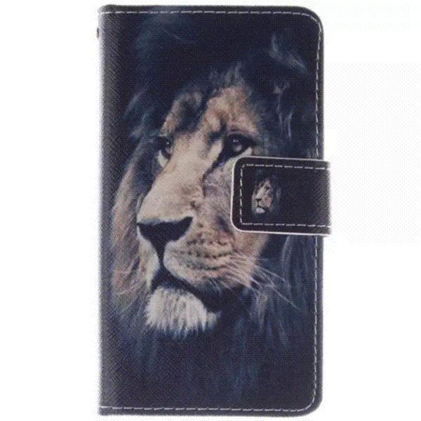 Luxury Dandelion And Mathematical formula Pattern PU Leather Case For Microsoft Nokia Lumia 630 Flip Cover Mobile Phone Cases