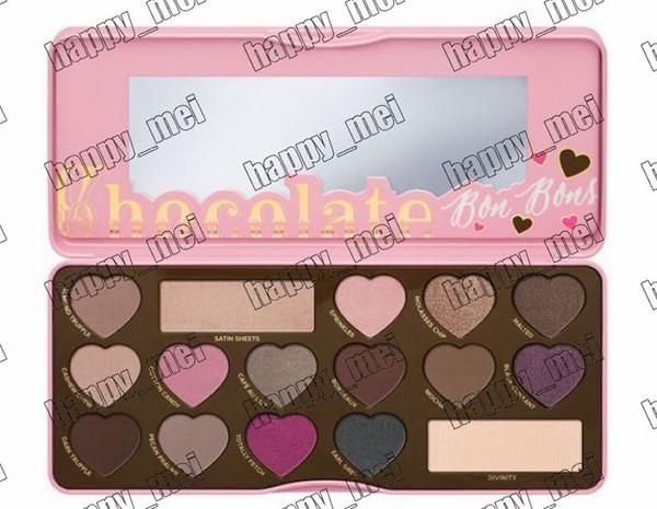 #3Chocolate Sweet Bon Bons Eyeshadow