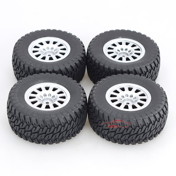 FS Racing 4PCS as Showing 539082 Wheel Tires Rc Spare Parts Part Accessory Accessories Rc Truck Model Car