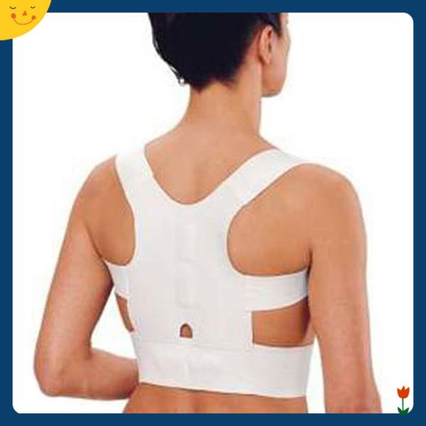 New Magnet Posture Corrector Braces&Support Body Corset Back Belt Brace Shoulder for Men Women Care Health Adjustable Band