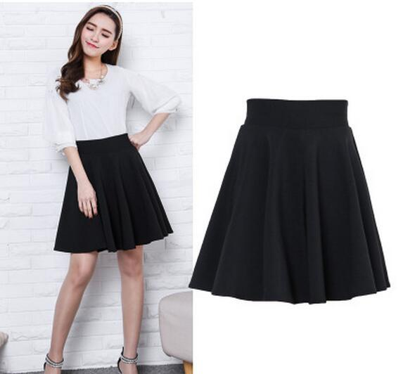 3e9be640a73 Fashion Women Casual Shorts Design Patchwork Plus Size High Waist Shorts  Loose Fashionable Shorts female With