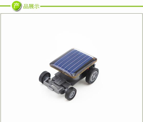 The smallest car toy toys for children creative DIY strange new car