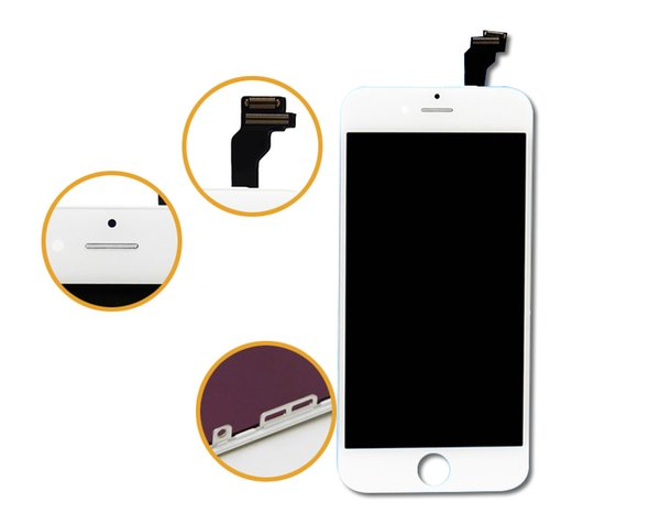 "100% Guaranteed Test LCD For iPhone 6 LCD Display With Touch Screen Digitizer Assembly For iPhone 6 4.7"" LCD"