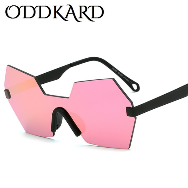 free shipping stylish brand modern. ODDKARD Luxury Fashion Butterfly Sunglasses For Men And Women Modern Stylish Rimless Brand Unisex Glasses UV400 Free Shipping A