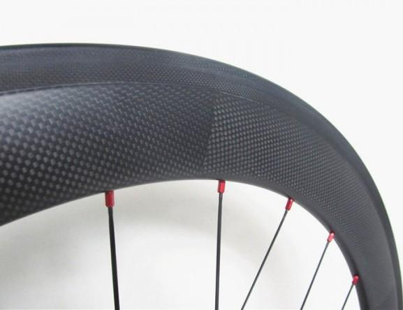 700C 60mm depth cheap full carbon bike tubeless clincher road wheelset super quality wider wheels for cycling freeshipping now